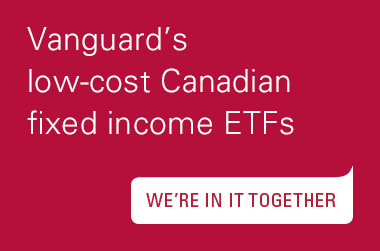 Vanguard's low-cost Canadian fixed income ETFs