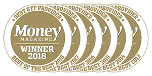 Money magazine award graphic