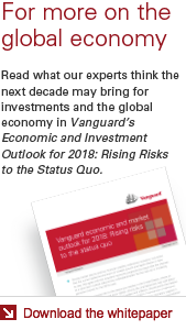 2018 Economic and market outlook: Rising risks to the status quo