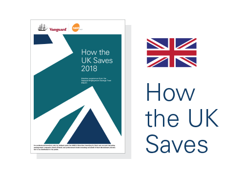 How the UK Saves - Vanguard Research
