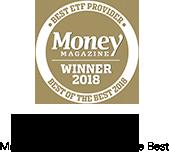 Money Magazine - Best ETF Provider 2012-2018