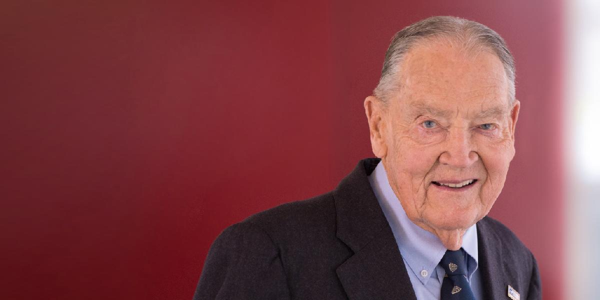 Vanguard Americas Institutional- Vanguard mourns founder