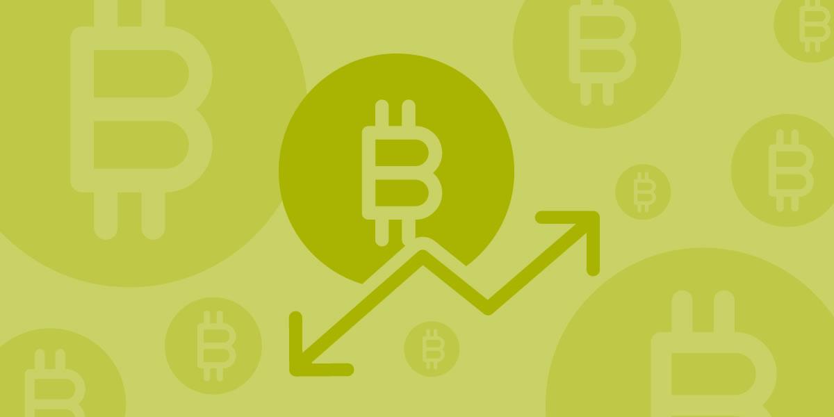 Bitcoin graphic