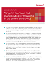 Vanguard economic and market outlook 2020 mid year full report