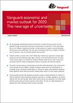 Vanguard economic and market outlook 2020 full report