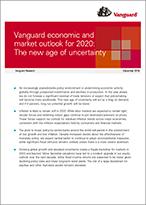 Vanguard economic and market outlook 2020 full report