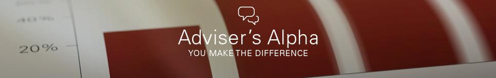 Adviser's Alpha