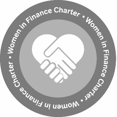 Women in finance label